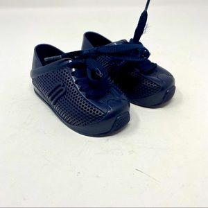 MINI MELISSA Love System Perforated Rubber Sneaker